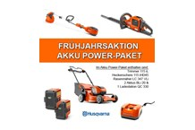 Husqvarna Akku Power Paket 1